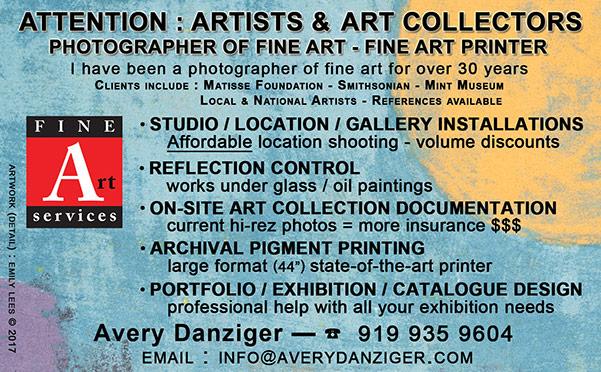 Avery Danziger print ad